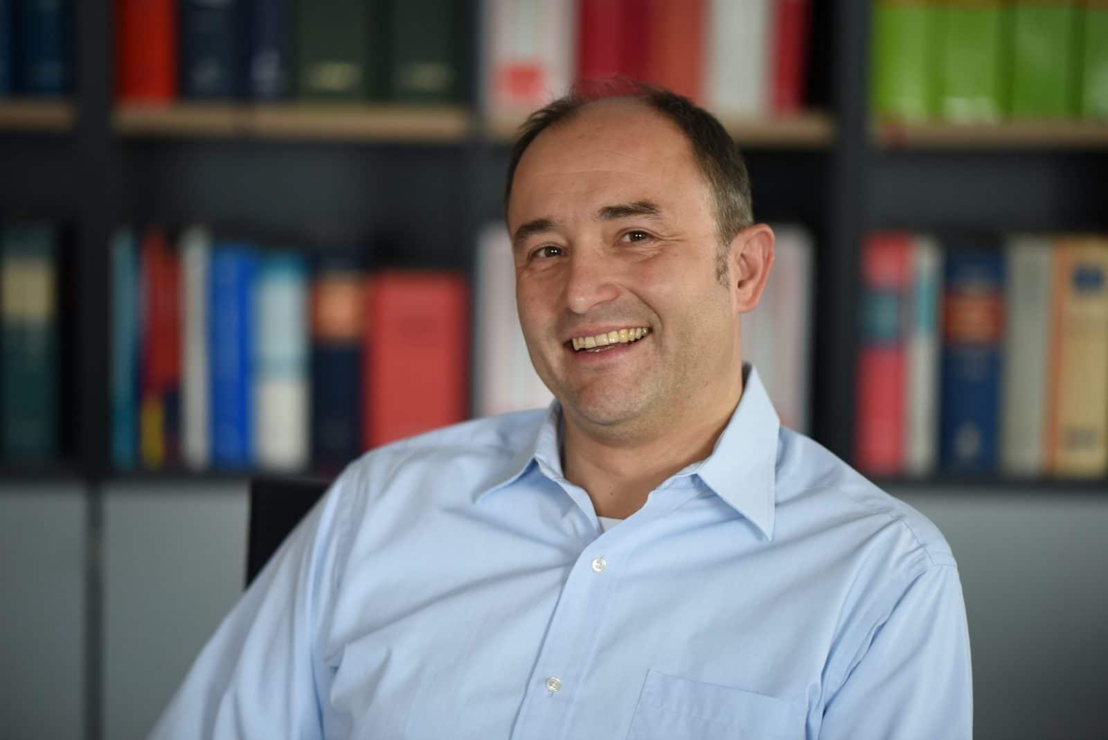 Datenschutzexperte Timo Schutt