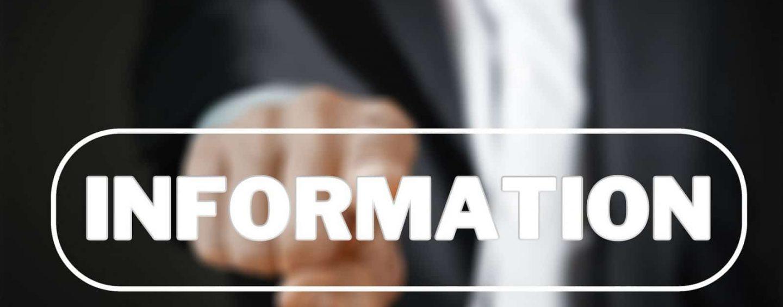 Informationspflichten – Wie, wann, wo?
