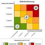 Matrix Risikoanalyse des BayLDA
