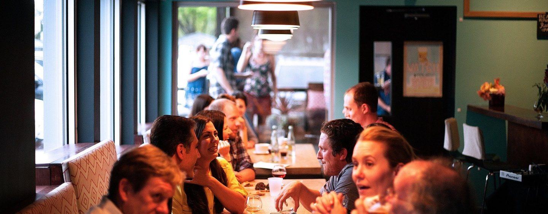Corona-Auflagen: Restaurants vergessen Datenschutzhinweise